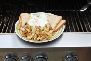Potatoes can be used at every meal - one of our favorites is at breakfast!
