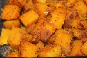 Diced Butternut Squash