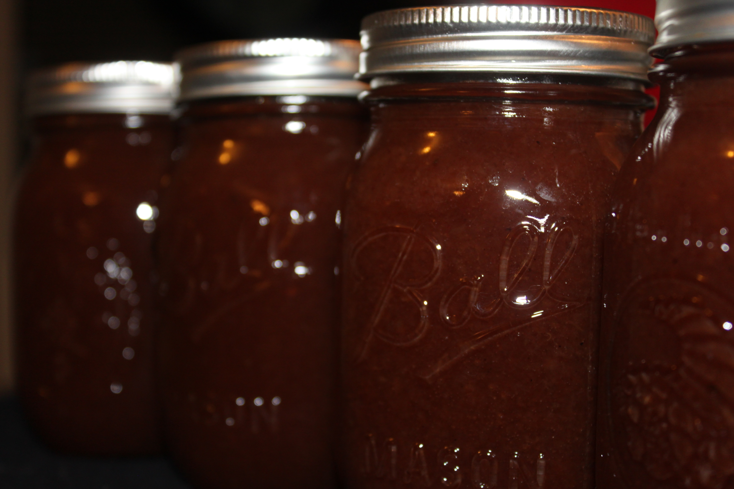 Apple Butter - Canned