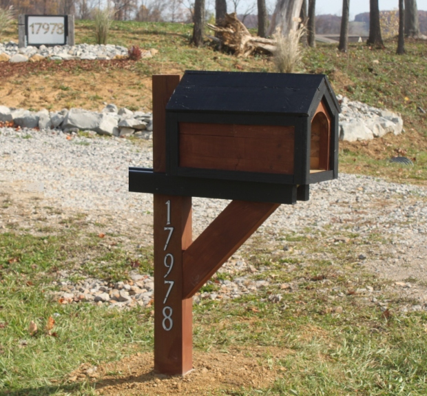build your own mailbox post wood mailbox post designs free build your own 12806
