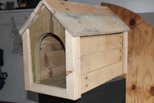 Wood Mailbox Post Plans hidden bookcase door hinge