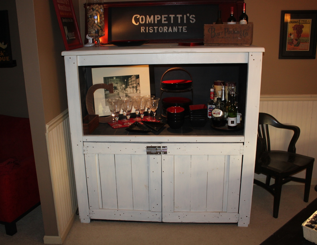 Recycling And Repurposing To Redecorate - On The Cheap ...