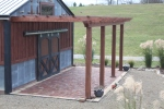 Tips to building your own pergola