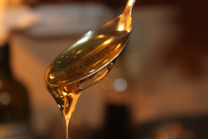 We use a lot of honey throughout the course of a year - it is a great replacement for sugar