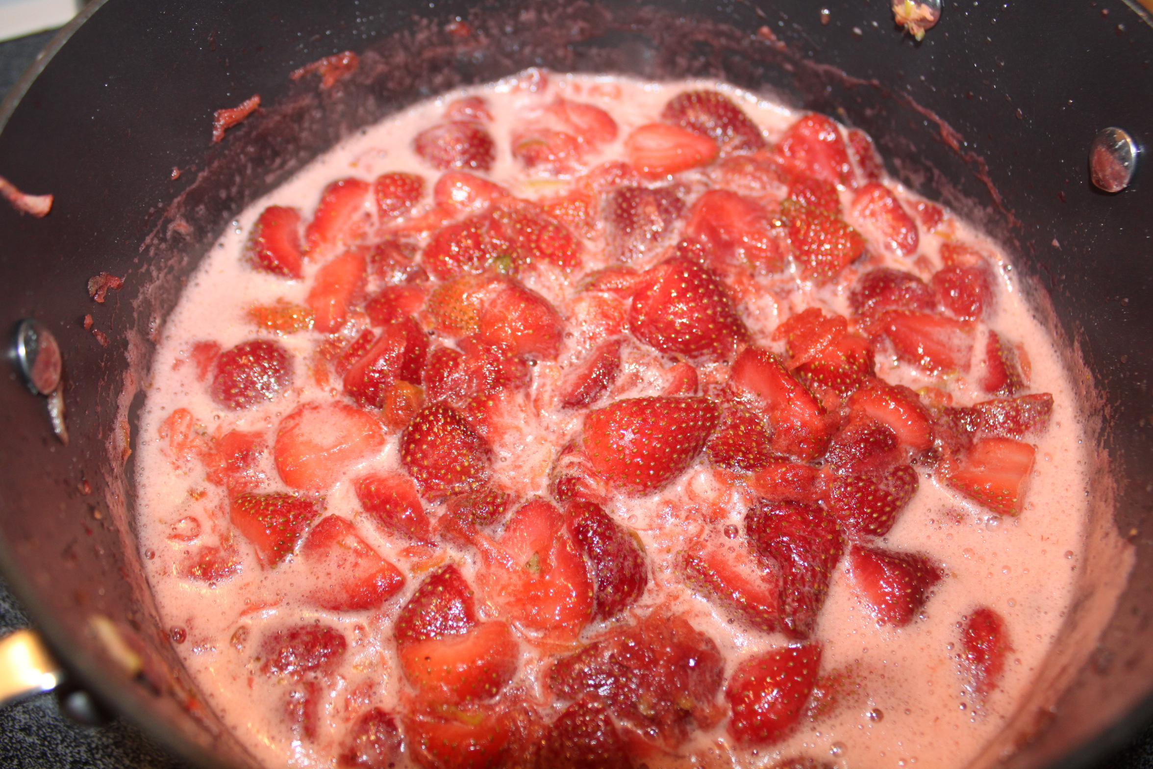 ... jam the perfect strawberry jam infused with strawberry jam no 122
