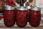 Strawberry Honey Jam - just 4 natural ingredients