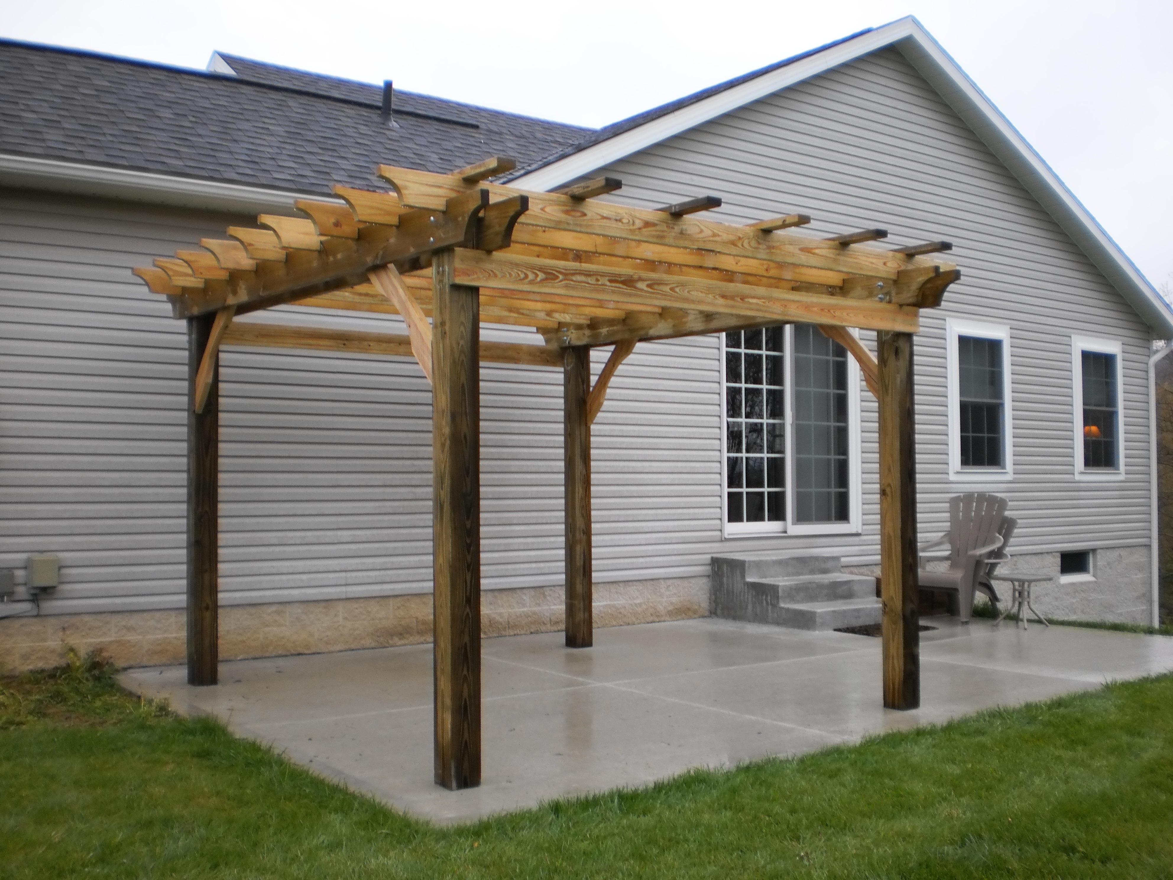 Its Pergola Season! Tips To Building Your Own