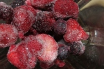 Spring is a perfect time to freeze fresh berries for use later in the summer!