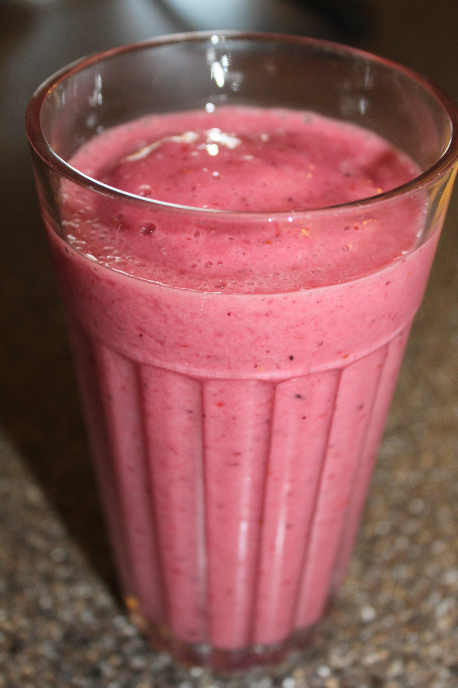 Berry Banana Smoothie Recipe- Quick, Easy And Healthy ...