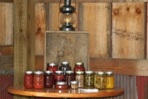 Our farm crate winners will get a crate filled with our canned goods