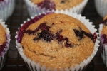 Homemade blueberry muffins - a healthy and delicious snack