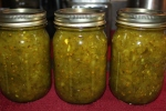 Sweet Pickle Relish - fresh or canned