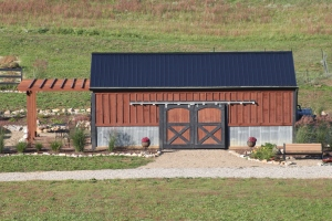 The barn that started the dream will host the dream dinner
