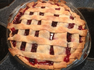 Can anything be better than a fresh fruit pie?!