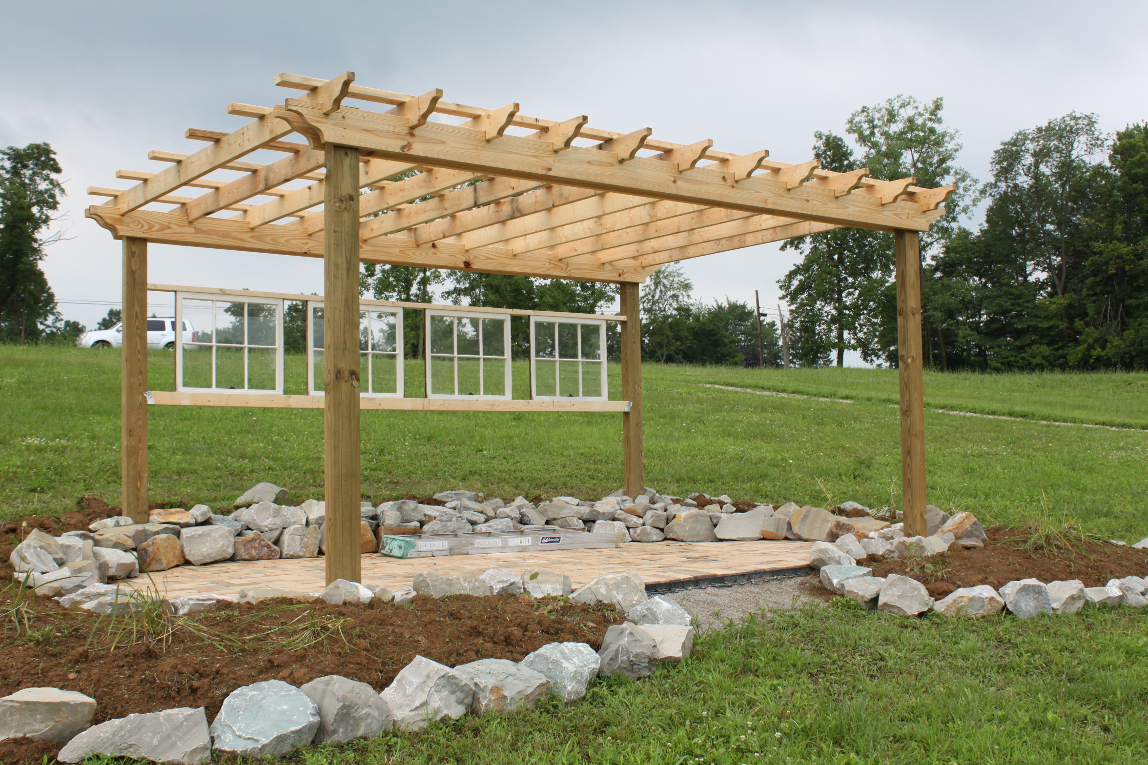 Woodwork Pergola Building Tips Pdf Plans