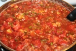 Boil the salsa mixture for 15 minutes then water bath for an additional 15 minutes.