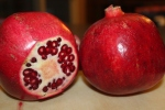 The secret to eating Pomegranates