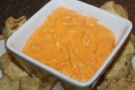 Buffalo Chicken Dip Recipe - Made in the crockpot