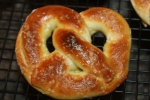 Soft Pretzel Recipe - no lye required