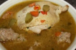 Rustic Chicken Soup  Recipe - wholesome and warming