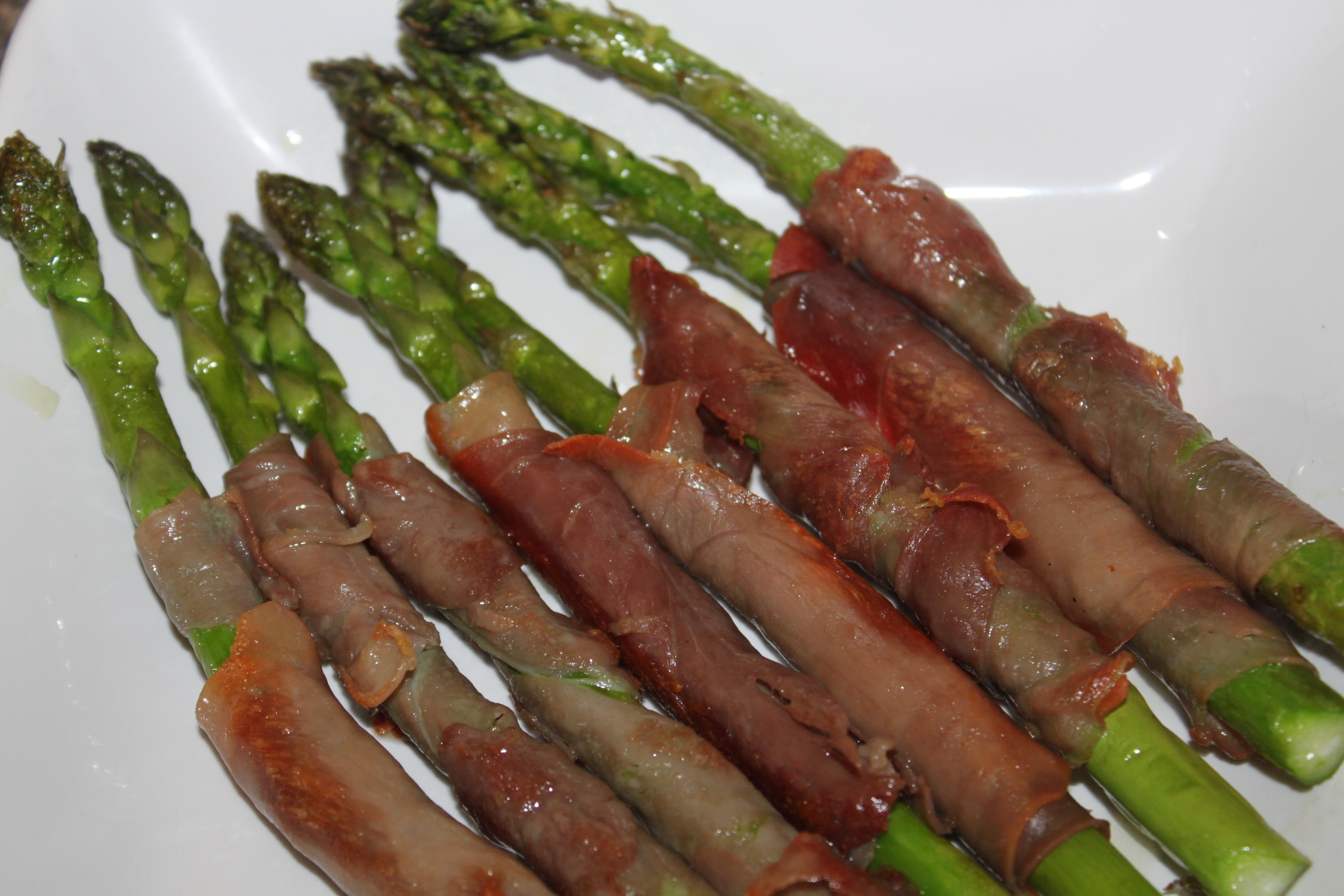 Prosciutto Wrapped Asparagus Recipe Quick Easy And