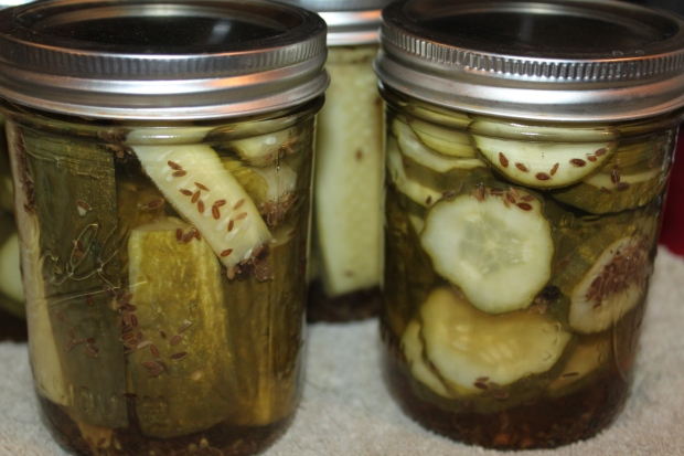 Home made pickles!!!