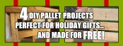 holiday pallet projects