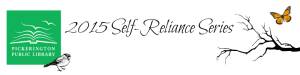 Self Reliance Pick Library